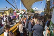 Briggen Tre Kronor/Hållbara Havs Almedalsprogram - lastat med angelägna Östersjöbudskap
