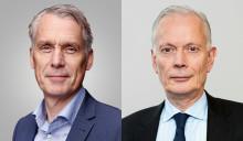 Sten Dunér och Ola Evensson till Humlegårdens styrelse