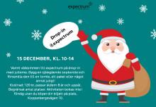 Välkommen på julig drop-in@expectrum!