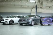 Volvo Cars Tech Fund investerar i elbilsladdningsföretaget FreeWire