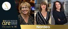 Stark närvaro av Nordea under årets evenemang