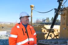 Peab bygger ny E6 fra Trondheim til Melhus ved hjelp av Gemini-løsninger