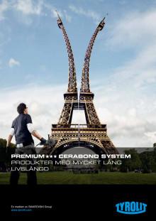 Produktinfo TYROLIT PREMIUM Cerabond System