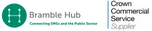 Fortrus work in partnership with Bramble hub to meet Public Sector ICT requirements through UK Government Frameworks