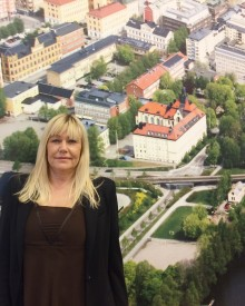 Anna Nedeby Bar-Am ny VD för Munktell Science Park