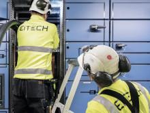 Eitech installerar elkraft till SCA Östrand