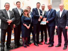 Conrad Electronic og Weidmüller Group fejrer 10 års forhandlersamarbejde