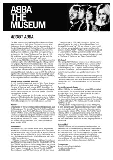 ABBA The Museum: About ABBA