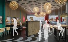 Max öppnar i Mall of Scandinavia med unik restaurangdesign