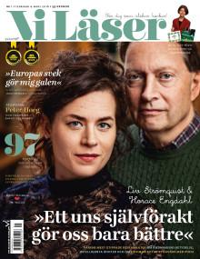 Vi Läser nr 1 2016: Liv & Horace – Sveriges mest oväntade reskamrater