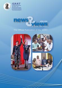 ISRRT - presentasjon av det nyvalgte styret