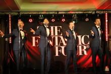 Lys upp november med skönaste hitsen från 50- och 60-talen. Höstens bästa krogshow med The Fantastic Four – Bara hos Birka!
