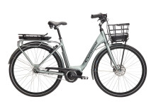En ny generations cykelteknologi med Crescents uppkopplade elcyklar