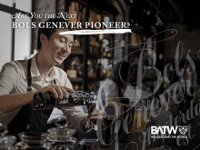 Are you the next Bols Genever Pioneer? - time for the 2016/17 BATW competition!