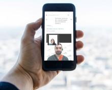 Falck launches video calls for patients