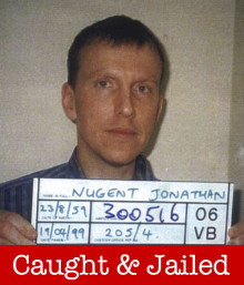 'Most wanted' tax fugitive jailed for four and half years