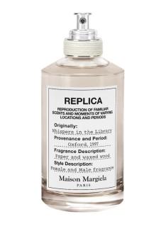 Kuiskauksia kirjastossa, paperin ja vahatun puun tuoksu — Maison Margiela Replica Whispers in the Library EdT