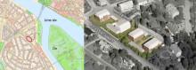 Antagen detaljplan för påbyggnad och nya flerbostadshus längs Norra Obbolavägen