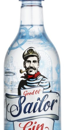 Good ol' Sailor lanserar svensk ekologisk gin på PET