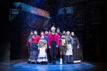 A Christmas Carol firar 10-årsjubileum – tillbaka på Folkoperan i december!