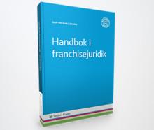 Dan-Michael Sagell om franchisejuridik i ny bok
