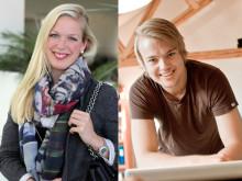 Lise (25) og Jonas (23) håndplukket til prestisjetung konferanse