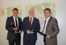 Presseinformation: Bayernwerk-Netzcenter Altdorf stellt Baumaßnahmen 2015 vor - Rund 29 Millionen Euro für Netzmaßnahmen im Netzcentergebiet