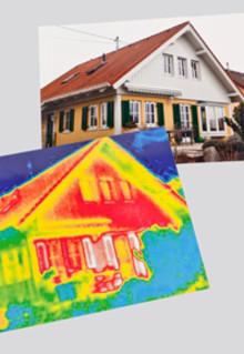 Här ser du ditt hus värmeläckage
