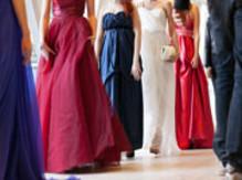 Freaky fashion och modevisning av elever på Hantverksprogrammet på Carlforsska gymnasiet
