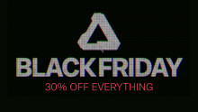 30% off everything in the Affinity Black Friday sale