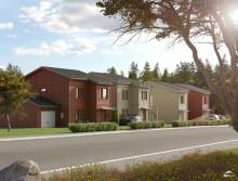 Myresjöhus säljstartar Tavleliden i Umeå