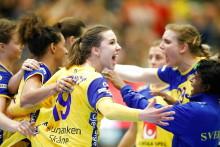 Handbollsdamerna tar emot de olympiska mästarna i Eskilstuna