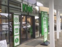 KIWI åpner tre nye butikker