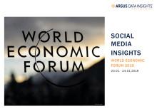 Case Study: Social Media Insights - World Economic Forum 2016