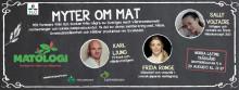 Krögare möter forskare på matfestival i Stockholms city