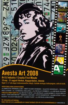 PRESSVISNING: Avesta Art öppnar med unikt samarbete