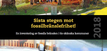 Ny rapport visar Malmö stads väg mot fossilbränslefrihet