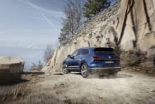 Goodyear vald som originalmontering för nya Volkswagen Touareg