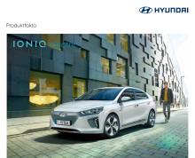 Hyundai IONIQ Electric - Produktfakta