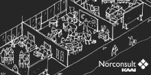 Norconsult-KAAI har vundet endnu en stor institutionsopgave