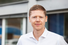 Han är Coloplast Sveriges nya VD