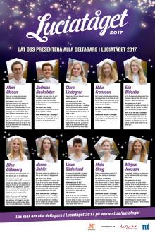 Luciatåget 2017