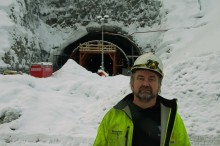 Tunnelen er stappfull av Leca