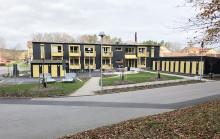 Kvarteret Pumpan vinnare av Alingsås Arkitekturpris