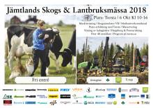 Jämtlands Skogs & Lantbruksmässa