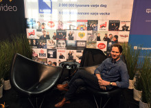 Bauer Media producerar pop up podcast på NextM