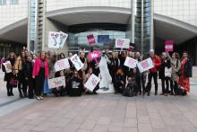 EU firar femårsdagen av förbudet mot djurförsök inom kosmetik
