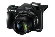 Canon lanserer avanserte PowerShot G1 X Mark II – med speilrefleksytelse i kompakt PowerShot-format
