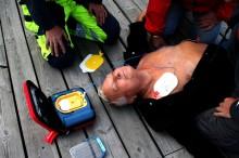 Sverige först med standard för hjärtsäker zon