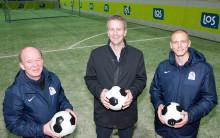 LOS Fondet støtter gratis fotballkurs for foreldretrenere